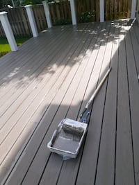 Paint deck. You need help text me virginia aria  Bailey's Crossroads