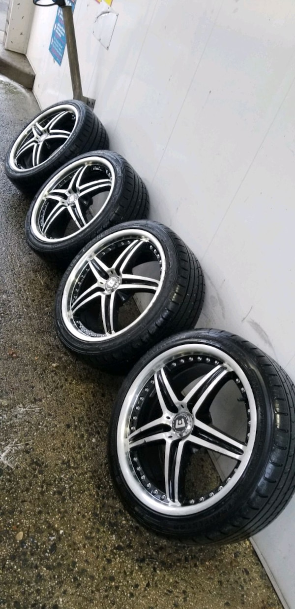 4  18in wheels rims with like new tires motegi racing 5x110    2c3ab047-a4d6-4f0a-a9e4-c5744e6336fd