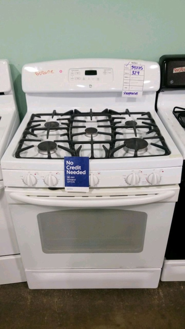 Ge propane gas Stove 30inches,
