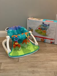 Fisher Price Sit Me Up Bakersfield, 93312