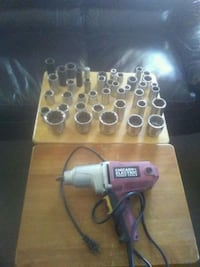 Impact Wrench And Sockets Las Vegas, 89115