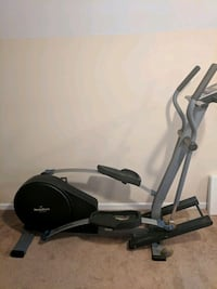 black and gray elliptical trainer Ladson, 29456
