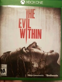 The Evil Within-Xbox One Bonnyville