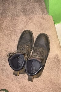 Redwing steel toed boots  Des Moines, 50313