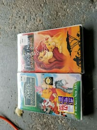 two Disney Frozen DVD cases Richmond Hill, L4C 7X5