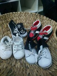 toddler's three pairs of shoes North Las Vegas, 89030