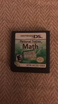 Nintendo ds game  East Liverpool, 43920