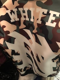 Off-white Jacket Alexandria, 22304