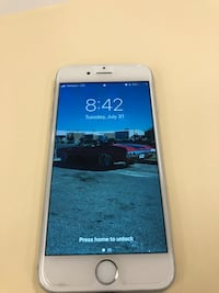 Verizon iPhone 6 64gb Rockville, 20852