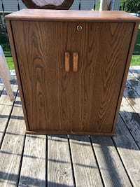 DVD Cabinet  Clear Brook, 22624