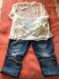 Large and Size 14 Jeans Roy, 84067
