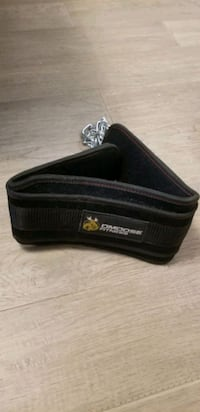 Brand new D'Moose Fitness Dip/Pull Up Belt