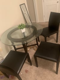 Table with 3 chairs ( name your price )  Atlanta, 30318