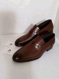 Brand new leather dress shoes size 7 to 10.5  Markham, L3T 4W7