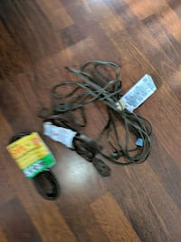 Household extension cords  Herndon, 20170