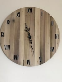 brown wooden wall mounted rack Riverdale, 20737