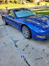 2003 Chevrolet Corvette Fairfax