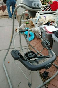 Greco swing. Needs seat cover. Mesa, 85213