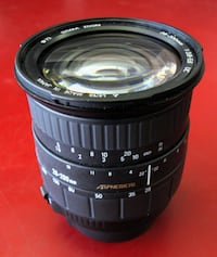 Sigma 28-200mm Aspherical Lens Norfolk