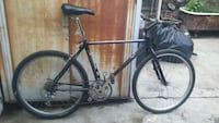 black and gray hardtail mountain bike Los Angeles, 90063