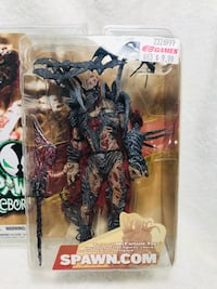 McFarlane Toys Spawn Reborn Curse of the Spawn 2  (SP-1). Daly City, 94014