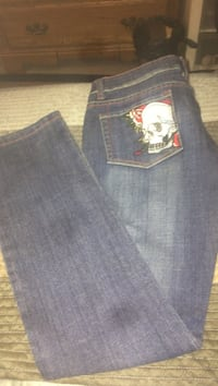 Mens/women's ed Hardy's