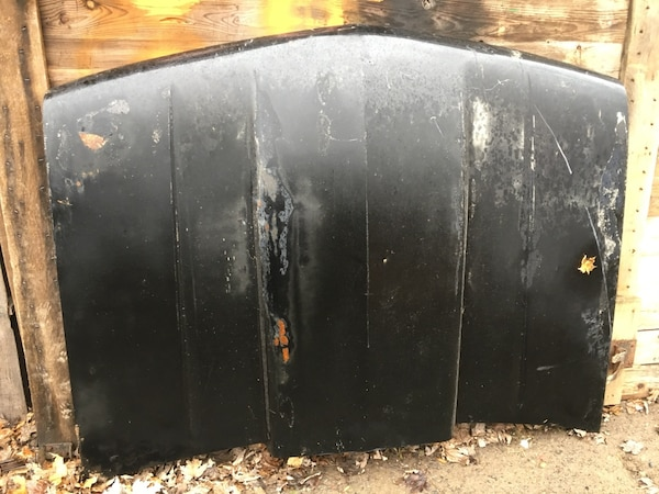 Used 88 98 Chevy Truck Steel Cowl Hood For Sale In Saint