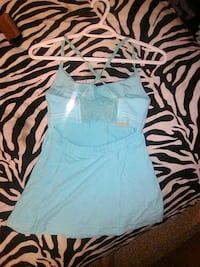 Blue Lulu Lemon Tank Kamloops, V2C 6C7