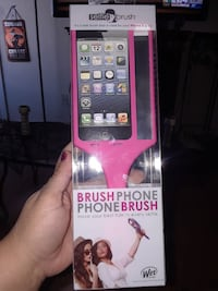 SELFIE BRUSH WORKS WITH ANY PHONE