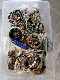 Over 50 pieces of jewelry
