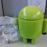 Android Shaped Cookie Jar