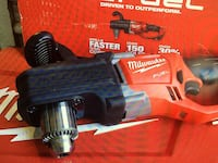 MIlWAUKEE Tool New Hole HAWG M18 - FUEL- BRUSHLESS Tool Only NEW BRAND Nueva Los Angeles, 91343