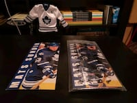 2003 NHL mini jersey display Mats Sundin sealed in Vancouver, V6H 1H9