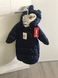 Winter cover for baby