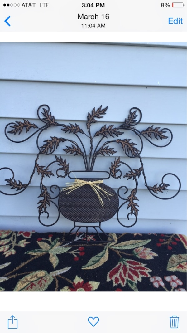 Cute Iron Decor