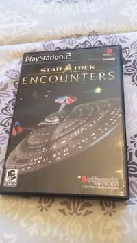 Ps2 Star Trek Encounters game Mississauga, L4T 1X6