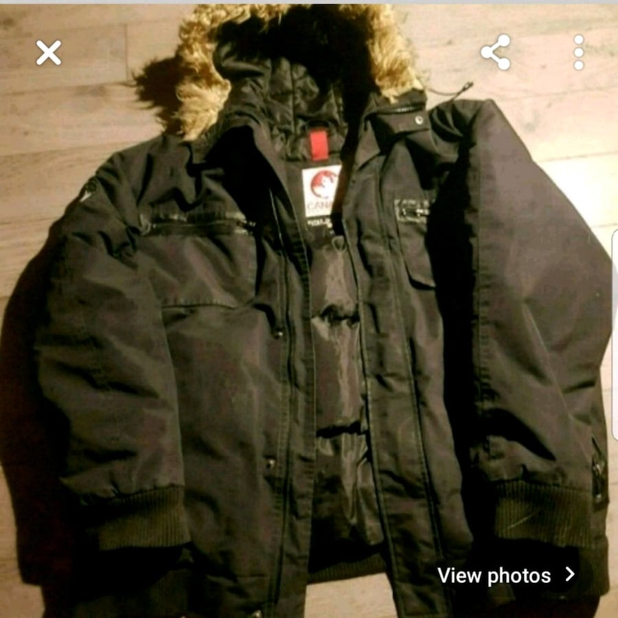 Real goosefeather canada weather gesr super triple goose jacket