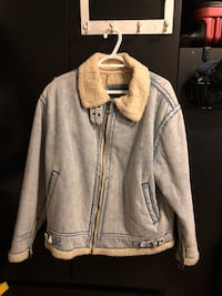 Denim Aviator Jacket  Ottawa, K1N 6V5