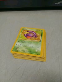 Pokemon Cards base fossil jungle rocket Toronto, M1T 3E7