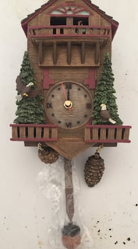 Chase hunters clock made of wood Mooresville, 28115