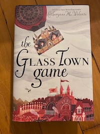 The Glass Town Game hard cover book Alexandria, 22303