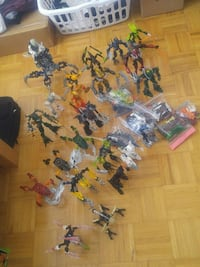 Bionicle and hero factory lot Caledon, L7E 2H8