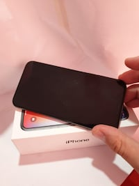 IPHONE X 256GB NEGRO 6417 km