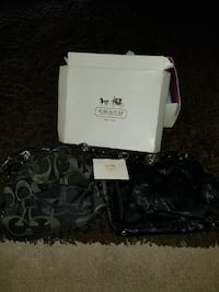 2 Coach purses for 50$ or 25$ for 1! Modesto, 95355