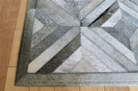10 x 10 cow hide area rug  Guelph, N1H 4L1