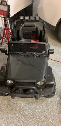 Brand new kid's electric Jeep with remote . Sioux Falls, 57104