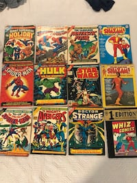 assorted Marvel comic book collection Wilmington, 28409