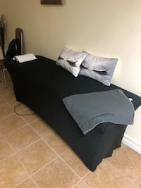 Foldable massage table/lash bed Mississauga, L5R 1S8