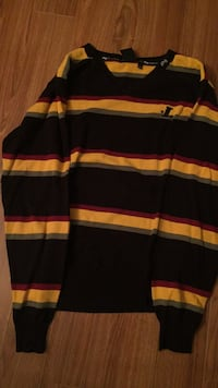 LRG Rasta long sleeve sweater  541 km