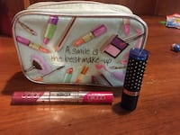 Never used all new paid 10 for the makeup bag!! Regina, S4X